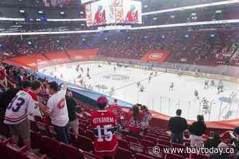 Quebec to increase arena capacity before first home game in Habs playoff series