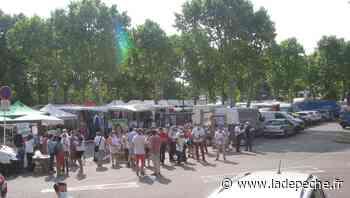 Toutes les couleurs du marché du vendredi à Auterive - LaDepeche.fr