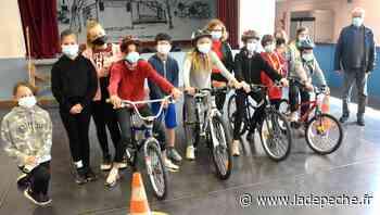 Auterive : prévention routière à l'école - ladepeche.fr