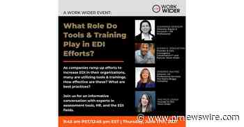 The Myers-Briggs Company Partners with Work Wider (US) & Includability (UK) to Support Equity, Diversity & Inclusion (EDI)