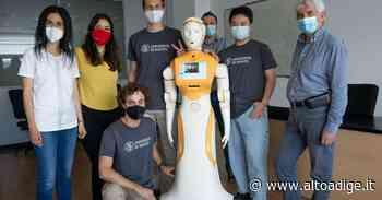 Al Disi di Povo è arrivato il robot umanoide Ari - Alto Adige