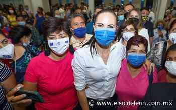 Alejandra Gutiérrez va a poner el ejemplo en su gobierno - El Sol de León