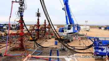 Gutiérrez prevé que este año se incrementará 40% la producción de petróleo - Télam