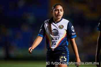 Jana Gutiérrez sería la principal baja de América Femenil el siguiente torneo - Futbol RF - Fútbol en Fórmula