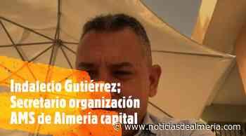 """Indalecio Gutiérrez considera que hablar de futuras tensiones en congresos del PSOE son """"ganas de buscar los problemas"""" - Noticias de Almería"""