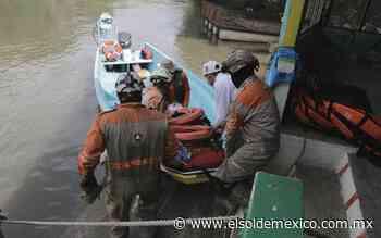 Localizan segundo cuerpo 'tragado' por una alcantarilla en Tuxtla Gutiérrez - El Sol de México