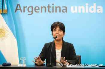 """Mercedes Marcó del Pont: """"Firmamos la reglamentación del impuesto a las ganancias que regirá con los salarios de junio y con el aguinaldo"""" - LA NACION"""