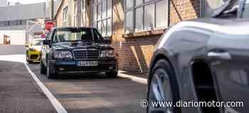3 curiosidades del Mercedes 500 E, la superberlina creada por Porsche hace 30 años - Diariomotor