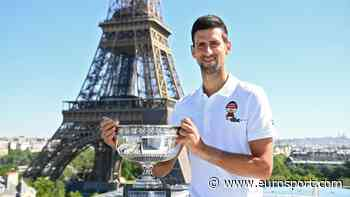 French Open - 'A night to remember forever' - Novak Djokovic's journey to Nadal's throne - Eurosport COM
