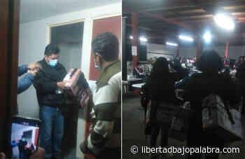 Misantla se va a tribunales - Libertadbajopalabra.com