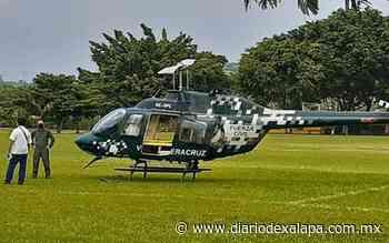 Trasladan vía aérea a representante del PT, que fue baleado en Misantla - Diario de Xalapa