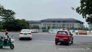 Proteste in China: Studierende wenden Hochschul-Fusionen ab - tagesschau.de