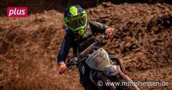 Siebenjähriger Mudersbacher mischt die Motocross-Szene auf - Mittelhessen