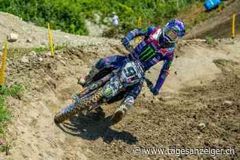 Motocross: WM-Auftakt in Russland – Jeremy Seewer bleibt trotz Staub und Sturz in der Spur - Tages-Anzeiger
