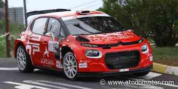 Primeros inscritos en el Rallye Senderos de La Palma 2021 - A Todo Motor