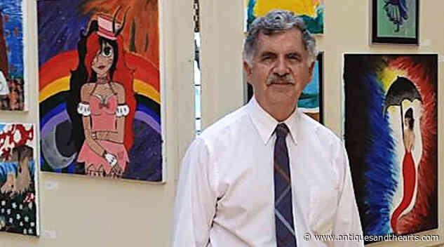 Jay Belloli, Curator, Artist, Writer, 76