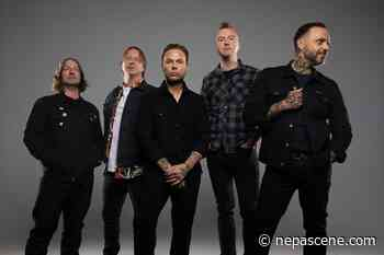 Alternative rock band Blue October returns to Sherman Theater in Stroudsburg on Oct. 16 - NEPA Scene