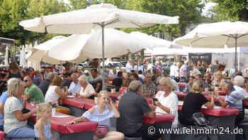 Ende Juli kein Weinfest auf Fehmarn - fehmarn24.de