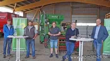 Diskussionsrunde auf Fehmarn: Der Verbraucher ist tonangebend für die Landwirtschaft - fehmarn24.de