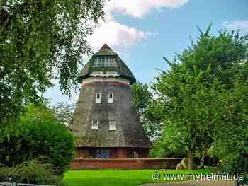 Mühlen im Wandel (01) - Windmühle Dänschendorf - Fehmarn - myheimat.de - myheimat.de