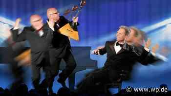 Arnsberg: Gorbatschow gibt Konzert am SGV-Jugendhof - Westfalenpost