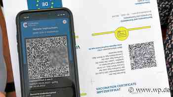 Digitaler Impfpass: Diese Apotheken in Arnsberg machen mit - Westfalenpost