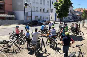 Stadtradeln in Zirndorf: Auftaktveranstaltung startete mit einer gemeinsamen Radtour - inFranken.de