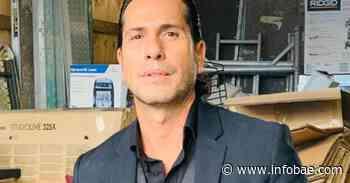 Gregorio Pernía anunció el fallecimiento de su hermana Martha Belén - infobae