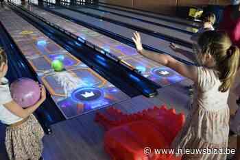 """Bowling Kentucky opent met interactieve bowling: """"Spelletjes geprojecteerd op banen"""" - Het Nieuwsblad"""