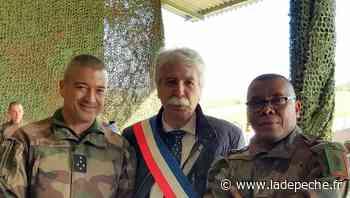 Castelnaudary. Aude : Le général Burkhard a été chef de bataillon au 4e R.E. - LaDepeche.fr