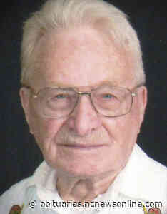 Oliver Shaffer   Obituary   New Castle News - New Castle News