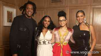Beyoncé, Jay-Z, and More Come Out To Celebrate June Ambrose's Glamorous 50th Birthday - Vogue