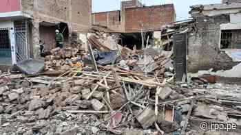 Chiclayo: Explosión en vivienda deja cuatro heridos y daños materiales - RPP Noticias