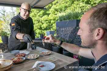 Onze man proeft van De Duivelse Ham: hiervan smullen de Belgen tijdens het EK - Het Nieuwsblad