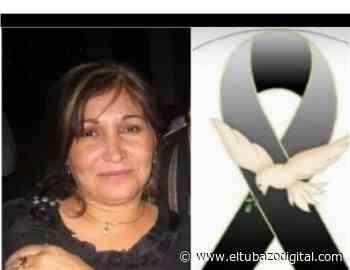 LUTO / Falleció Marcela Balza en San Juan de los Morros Marcela Balza - El Tubazo Digital