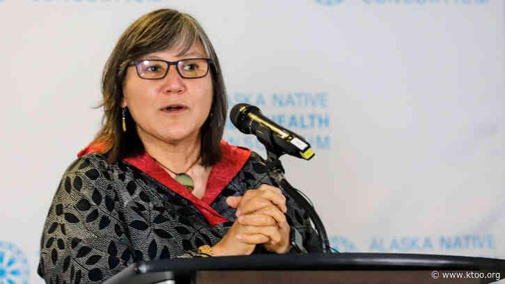 Davidson named president of Alaska's largest tribal health organization