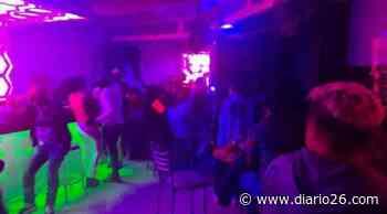 Desbarataron dos fiestas clandestinas en un boliche de Monserrat y en Brandsen - Diario 26