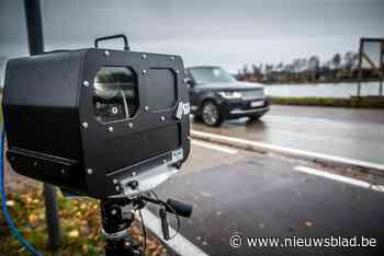 14 bestuurders te snel in Hoeseltse Groenstraat (Hoeselt) - Het Nieuwsblad