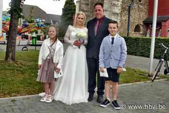 Caroline en Kristof in Hoeselt (Hoeselt) - Het Belang van Limburg Mobile - Het Belang van Limburg
