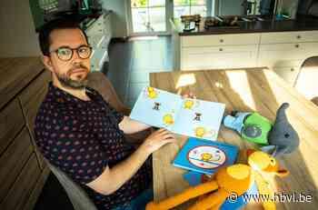 Palliatief verpleger uit Hoeselt schrijft kinderboekje over... - Het Belang van Limburg