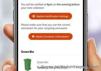 East Riding of Yorkshire Council's new waste and recycling app goes live - Bridlington Free Press