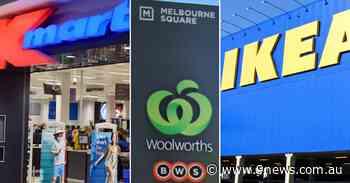 Stack of new coronavirus exposure sites emerge across Melbourne - 9News