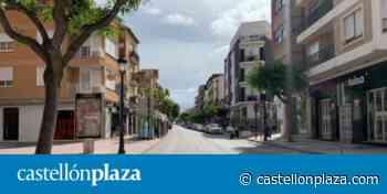 Benicàssim tiene todo listo para peatonalizar las calles Santo Tomás y Castelló - castellonplaza.com