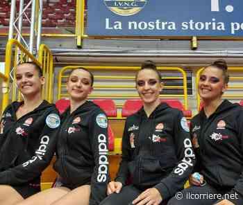 Le ragazze dell'ASD Twirling di Bra testimonial Aido di Cuneo - https://ilcorriere.net/