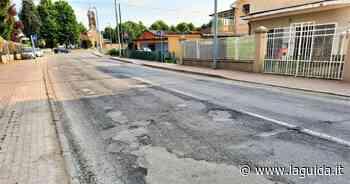 Dal 25 giugno lavori Anas per sistemare la Cuneo-Centallo - La Guida - LaGuida.it