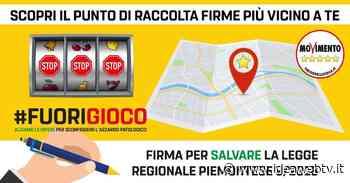 Il Movimento 5 Stelle scende in Piazza a Cuneo contro il gioco d'azzardo - IdeaWebTv