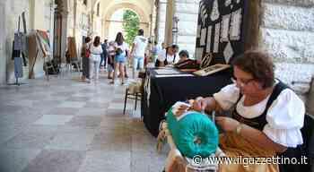 Mostra dell'artigianato di Feltre al via: quest'anno però si paga il biglietto - ilgazzettino.it