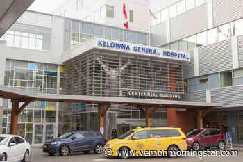 COVID-19 outbreak at Kelowna General Hospital declared over – Vernon Morning Star - Vernon Morning Star