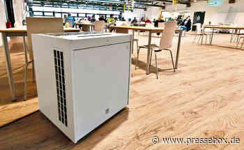 Caritas Eschweiler setzt auf IDEAL AP PRO-Luftreiniger - PresseBox