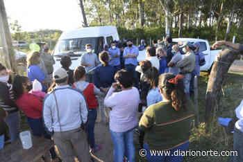 En plena crisis, intentan desalojar a pequeños productores de Margarita Belén - Diario NORTE